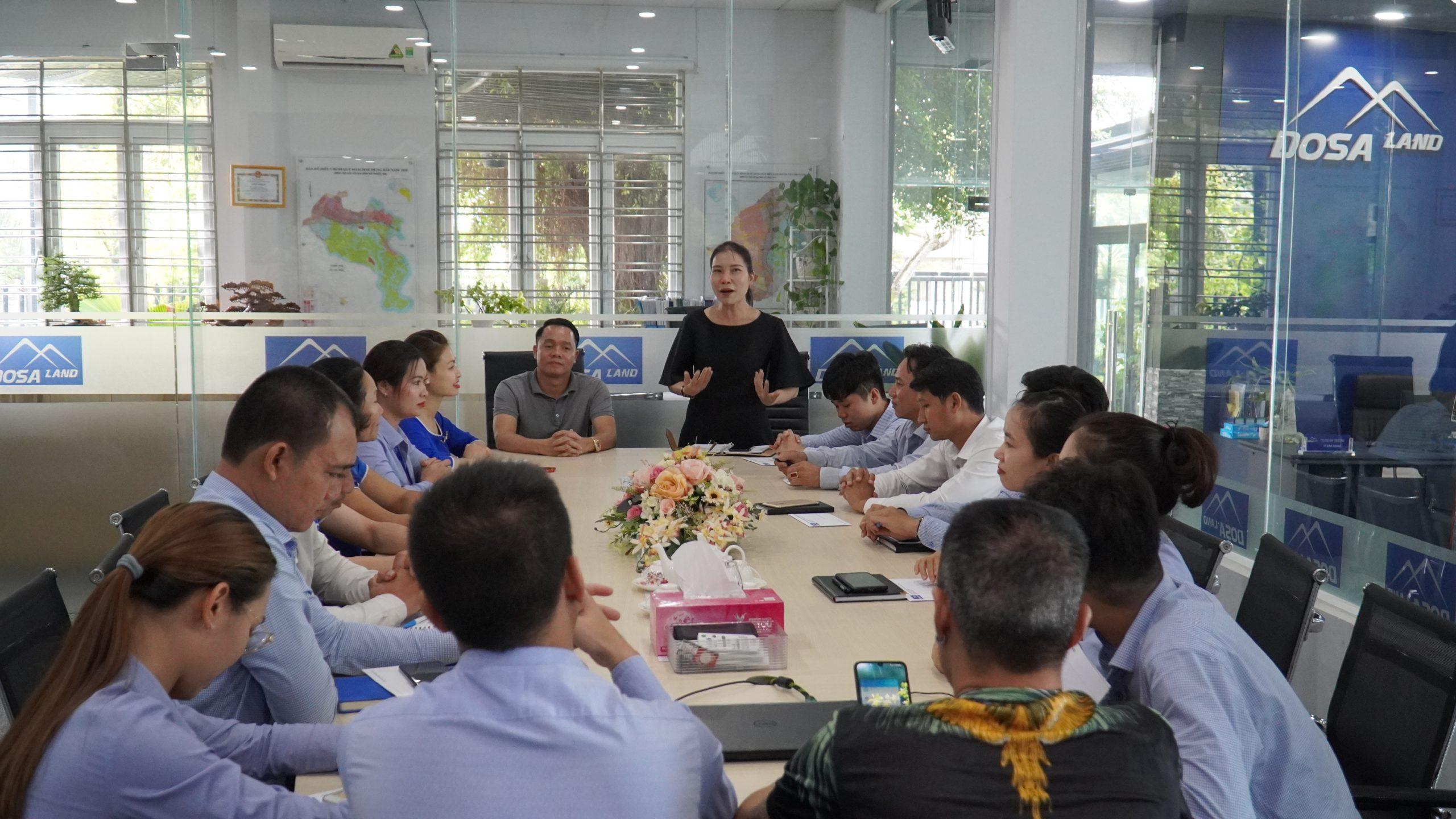 cuộc họp