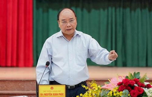 Thủ tướng Nguyễn Xuân Phúc yêu cầu giao mặt bằng dự án sân bay Long Thành