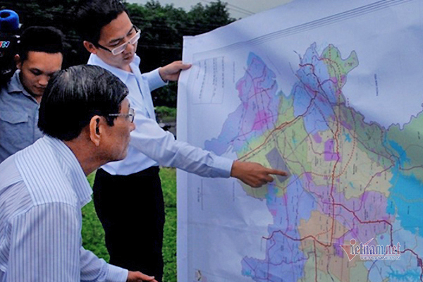 Dân bị thu hồi đất dự án sân bay Long Thành chuẩn bị bốc thăm nền tái định cư